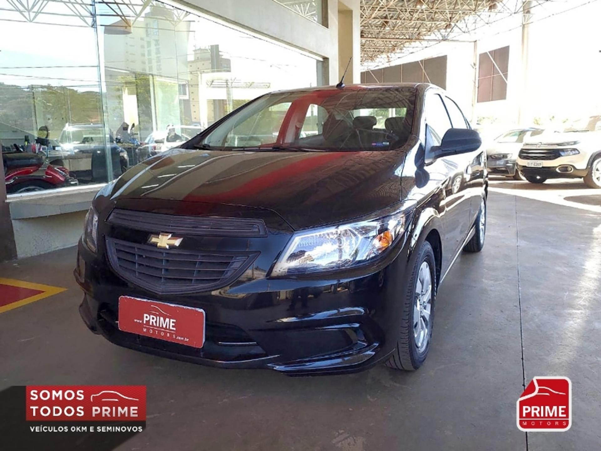 Chevrolet Prisma 1.0 Mpfi Joy 8v Flex 4p Manual Wmimagem10420293525