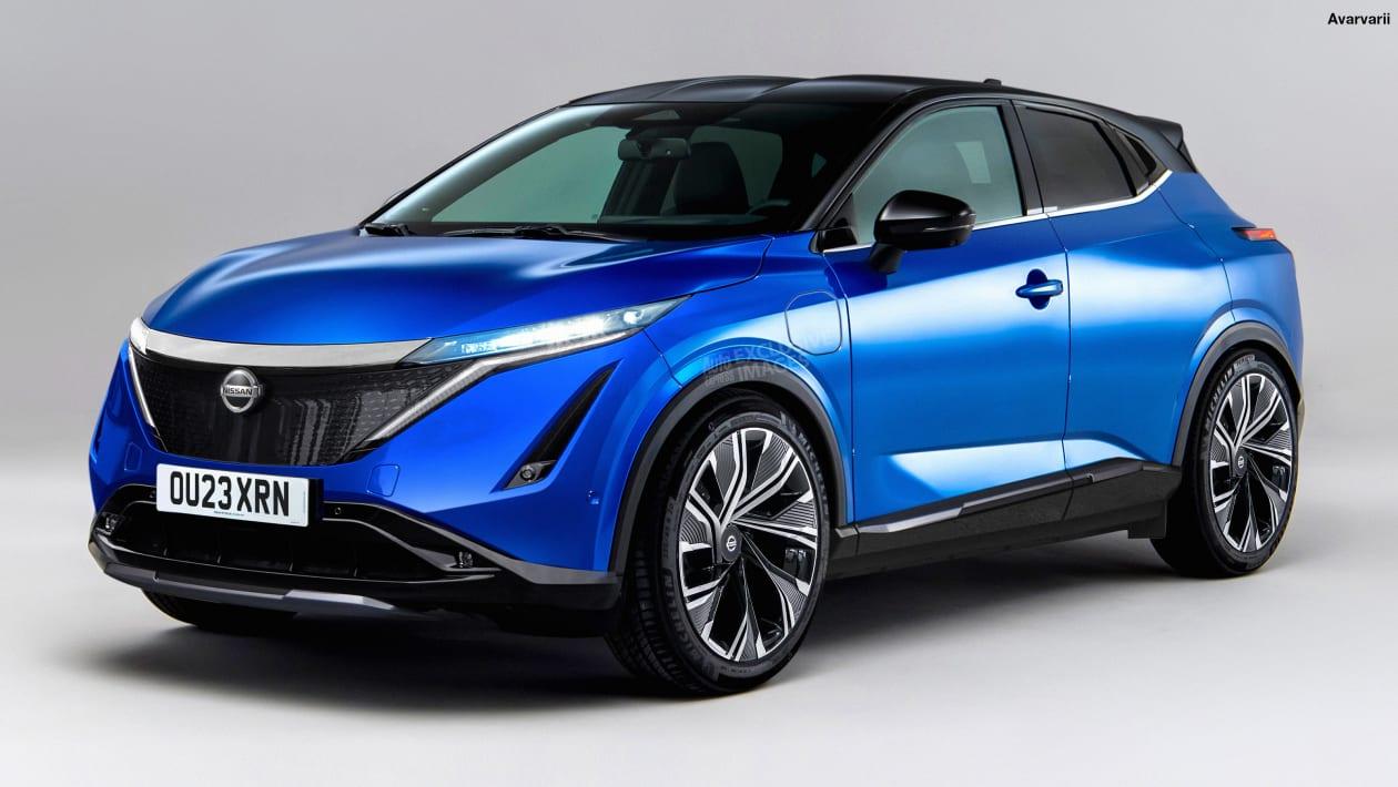 Nissan terá novo SUV compacto elétrico