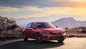 Novo Civic Touring 2022 Honda