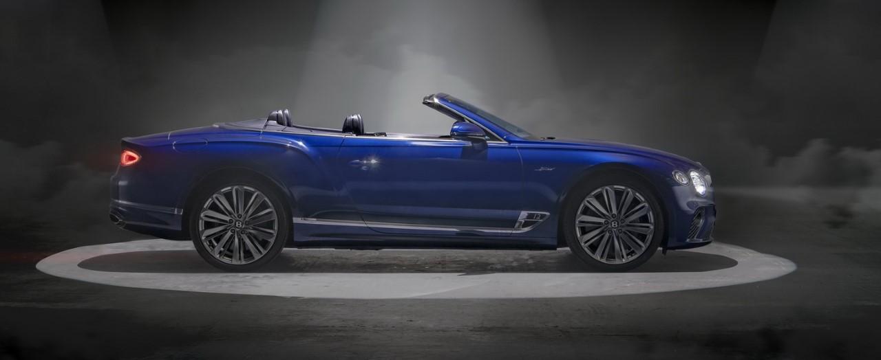 Thumbnail 2021 Bentley Continental Gt Speed Convertible 6