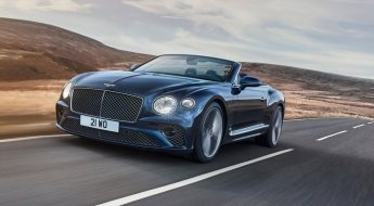 Thumbnail 2021 Bentley Continental Gt Speed Convertible 1