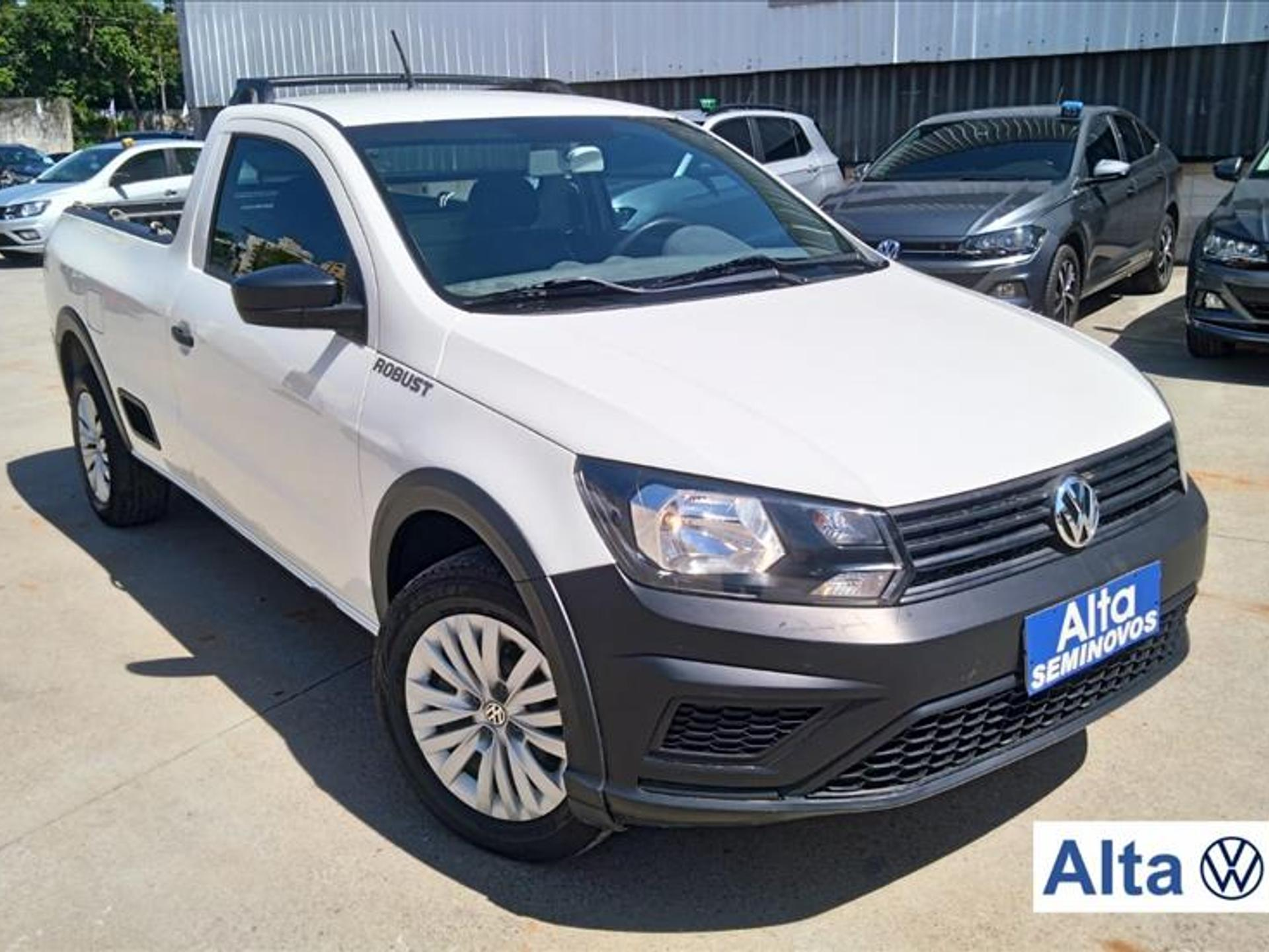 Volkswagen Saveiro 1.6 Msi Robust Cs 8v Flex 2p Manual Wmimagem13095819372