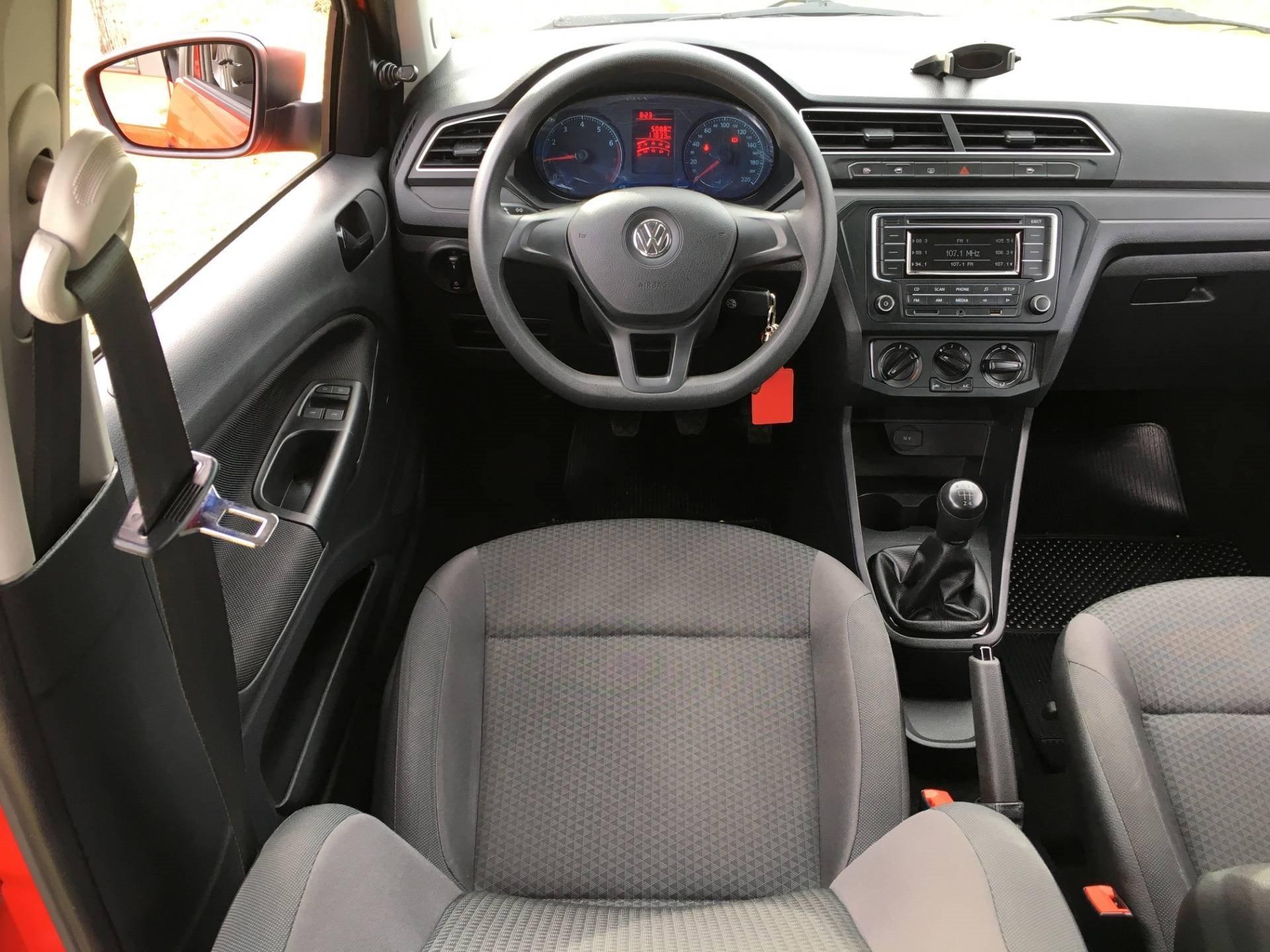 Volkswagen Gol 1.0 12v Mpi Totalflex 4p Manual Wmimagem10592483586