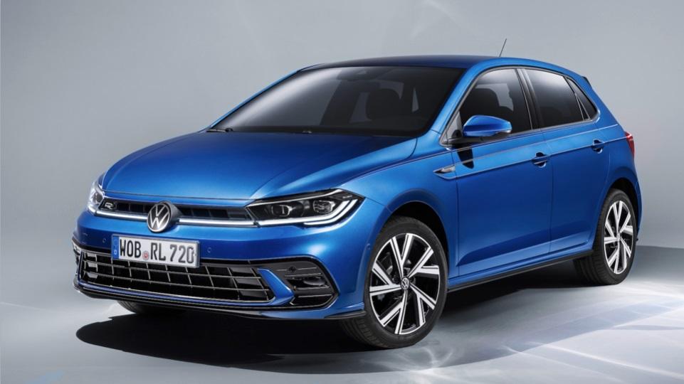 Volkswagen Polo 2022 Europa 09