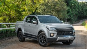 Chevrolet S10 High Country 2022 (6)