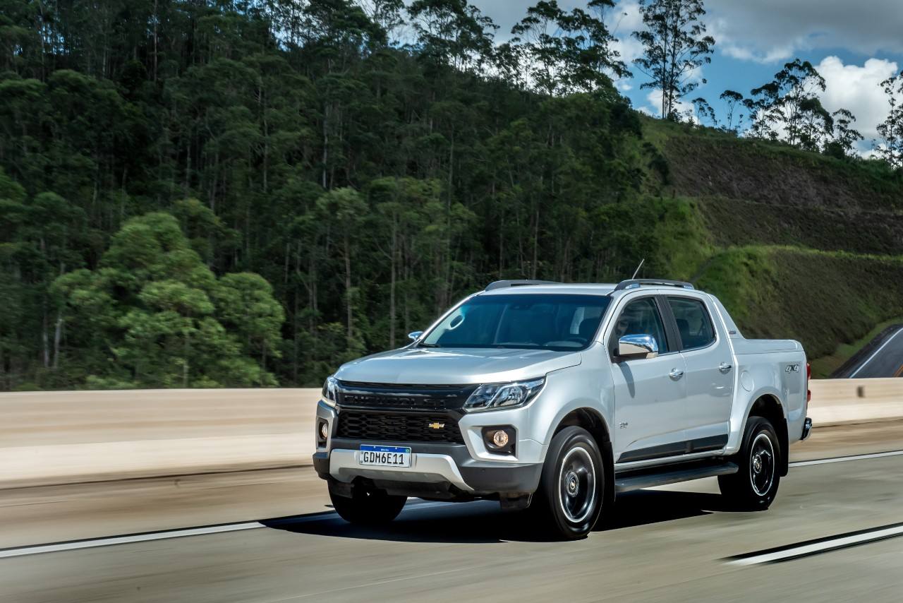 Chevrolet S10 High Country 2022 (8)