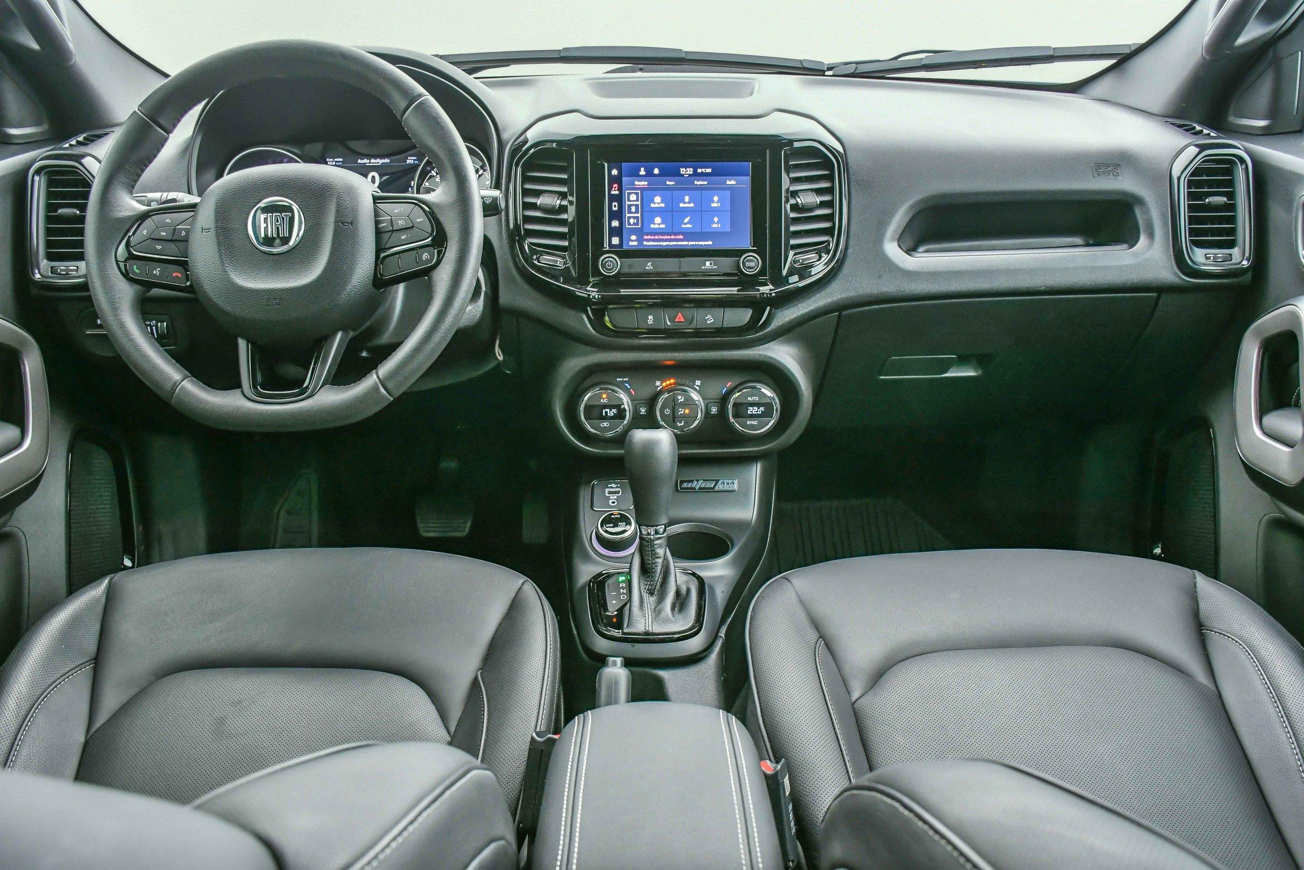 Fiat Toro Ultra 4x4 Diesel 8565