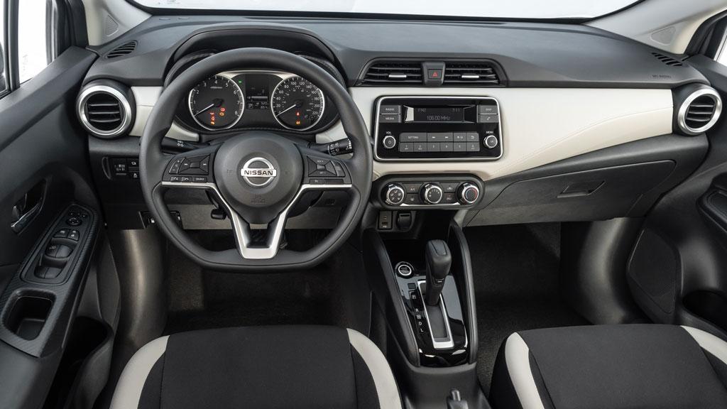 Nissan Versa 2021 Versao Sense Cvt 1