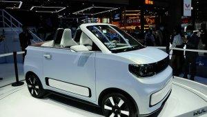 Wuling Hongguang Mini EV Cabrio Concept