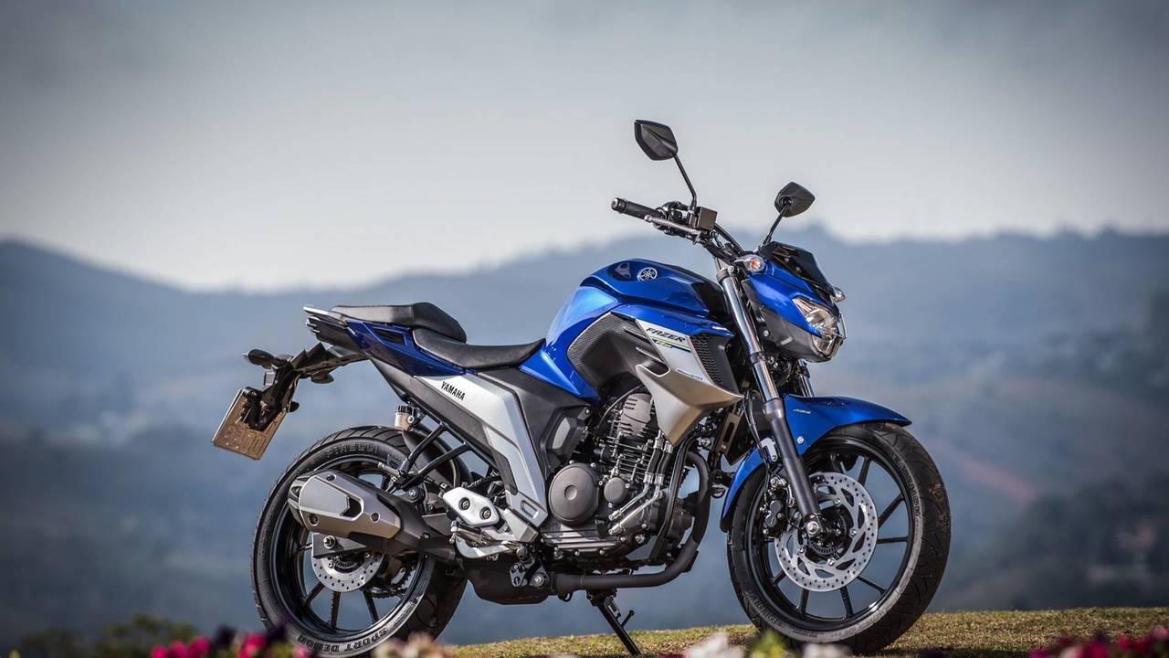 2. Yamaha Fazer 250
