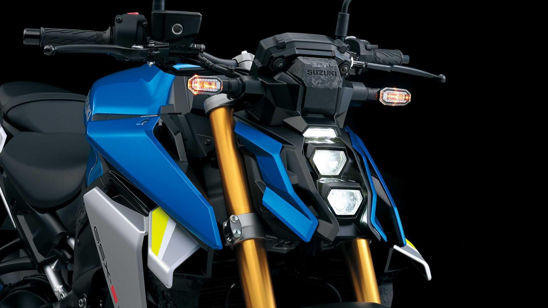 2021 Suzuki Gsx S1000 Headlights