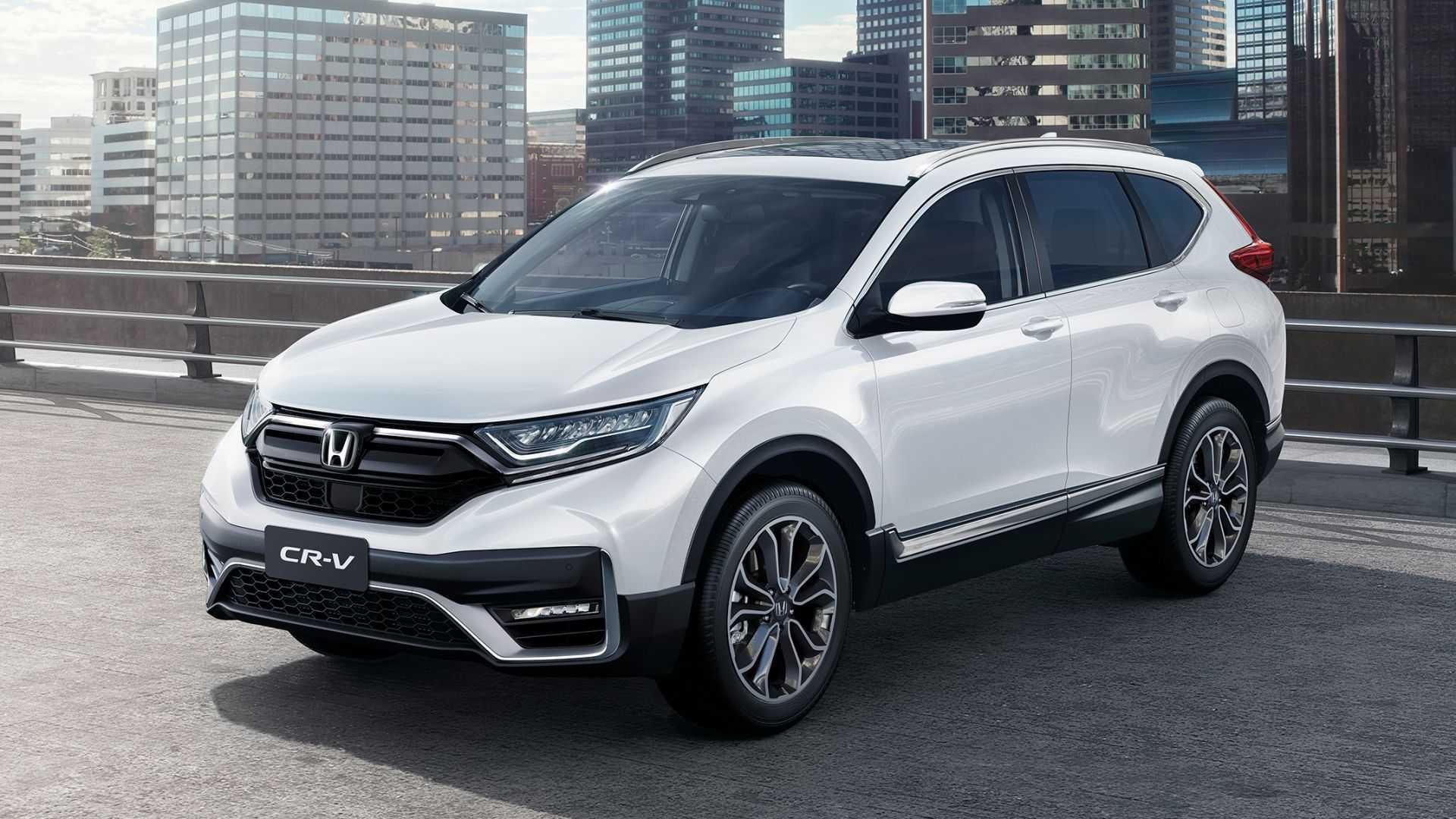 Honda Cr V 2021 Br