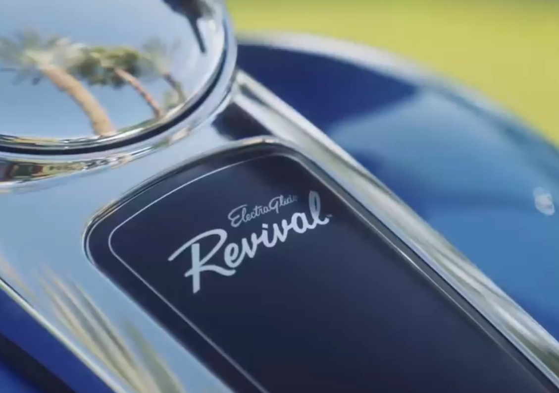 5. Harley-Davidson Electra Glide Revival
