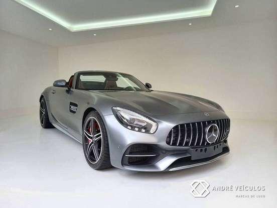 Mercedes2 carros de 1 milhão