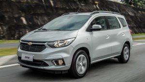 Chevrolet Spin Premier 2022