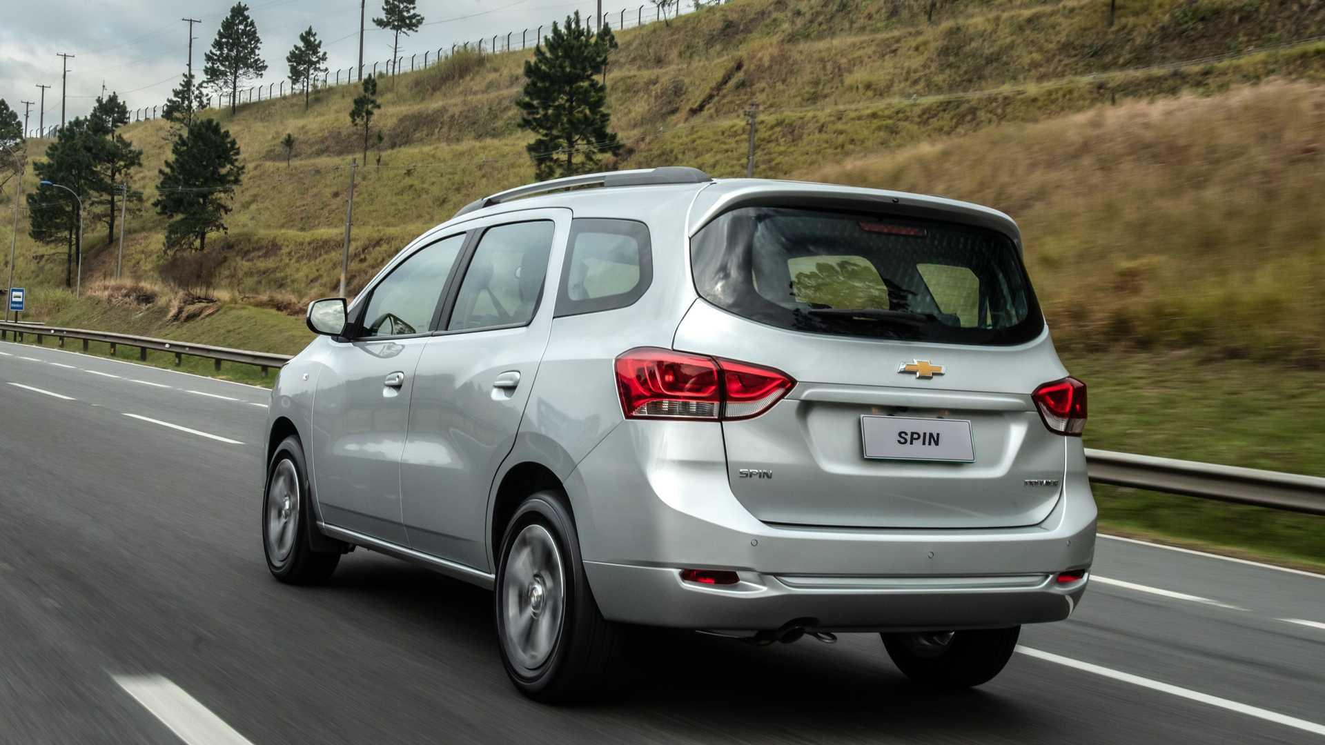 Chevrolet Spin Premier 2022 (1)