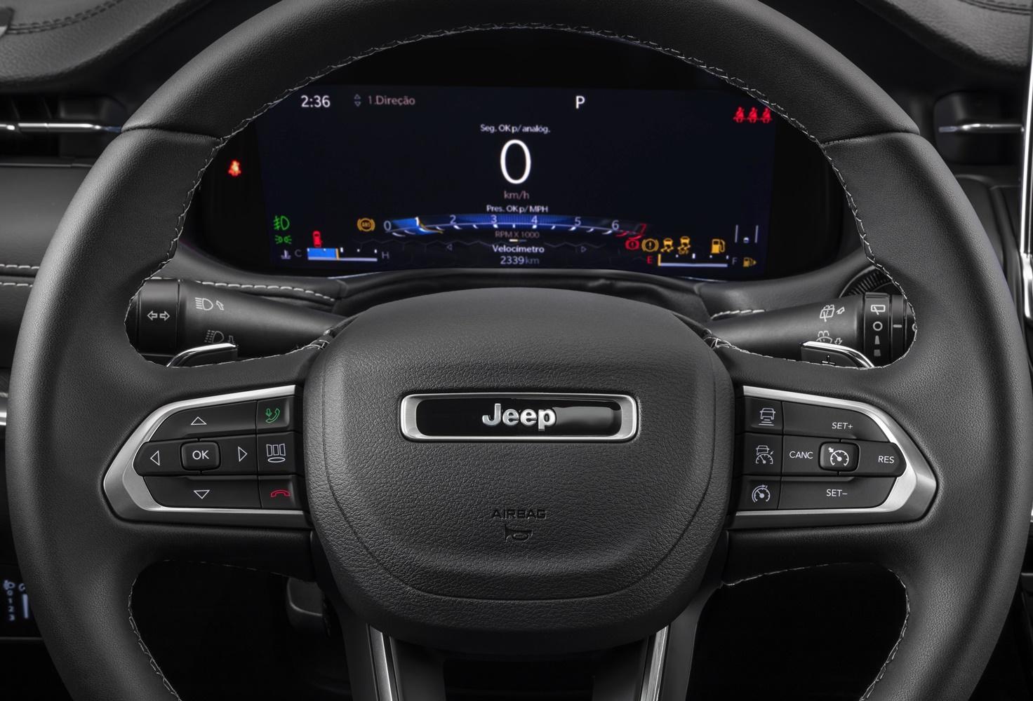 Novo Jeep Compass Série S