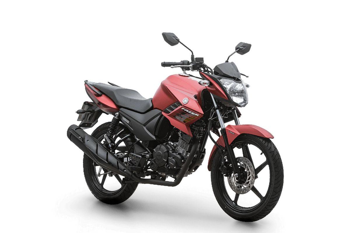 Yamaha Fazer 150 Ubs 2022 7
