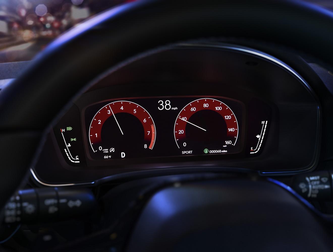 Novo Honda Civic 2022 (18)