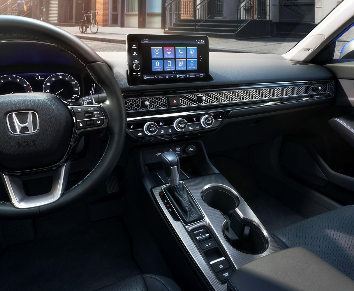 Novo Honda Civic 2022 (21)