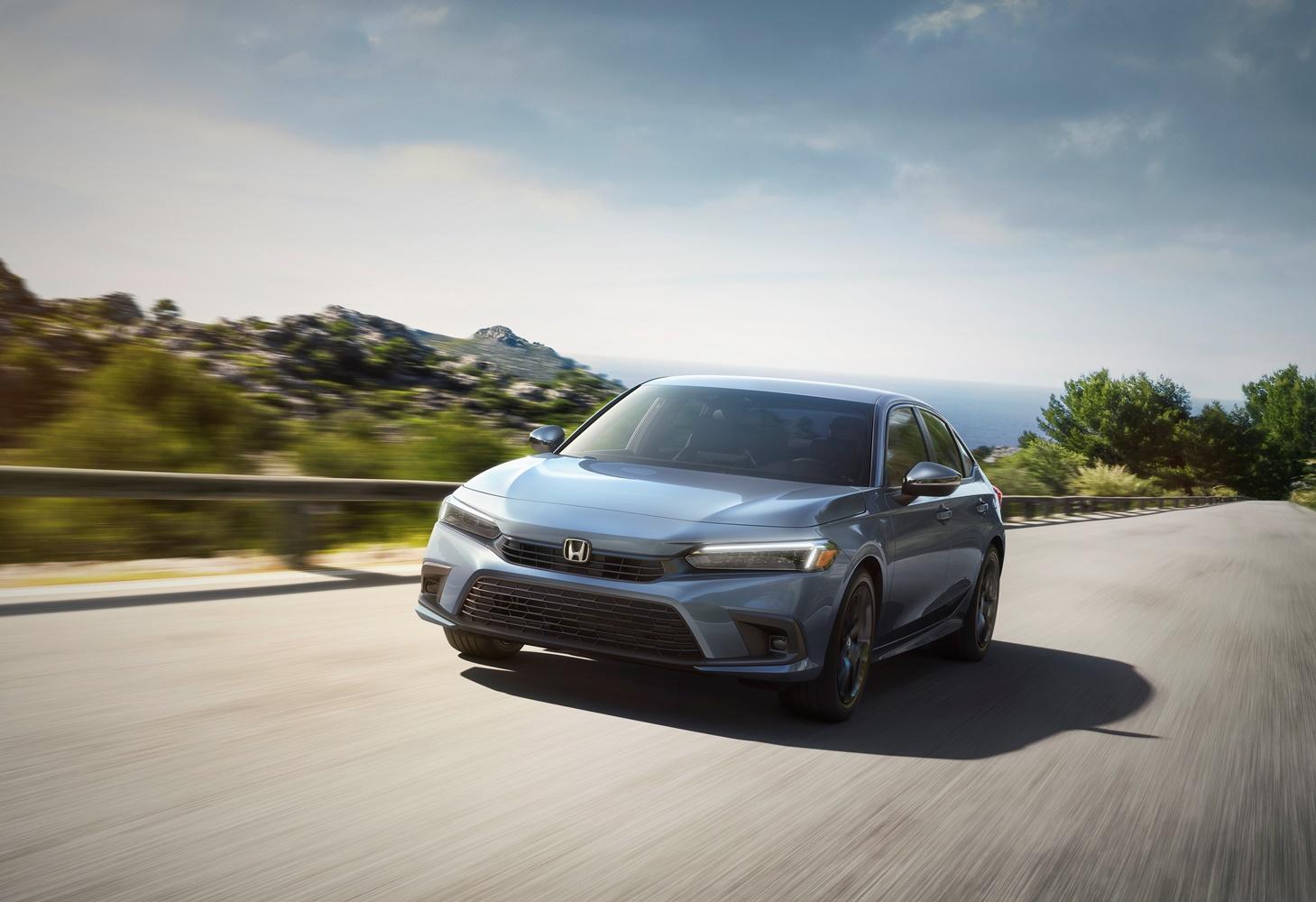 Novo Honda Civic 2022 (28)
