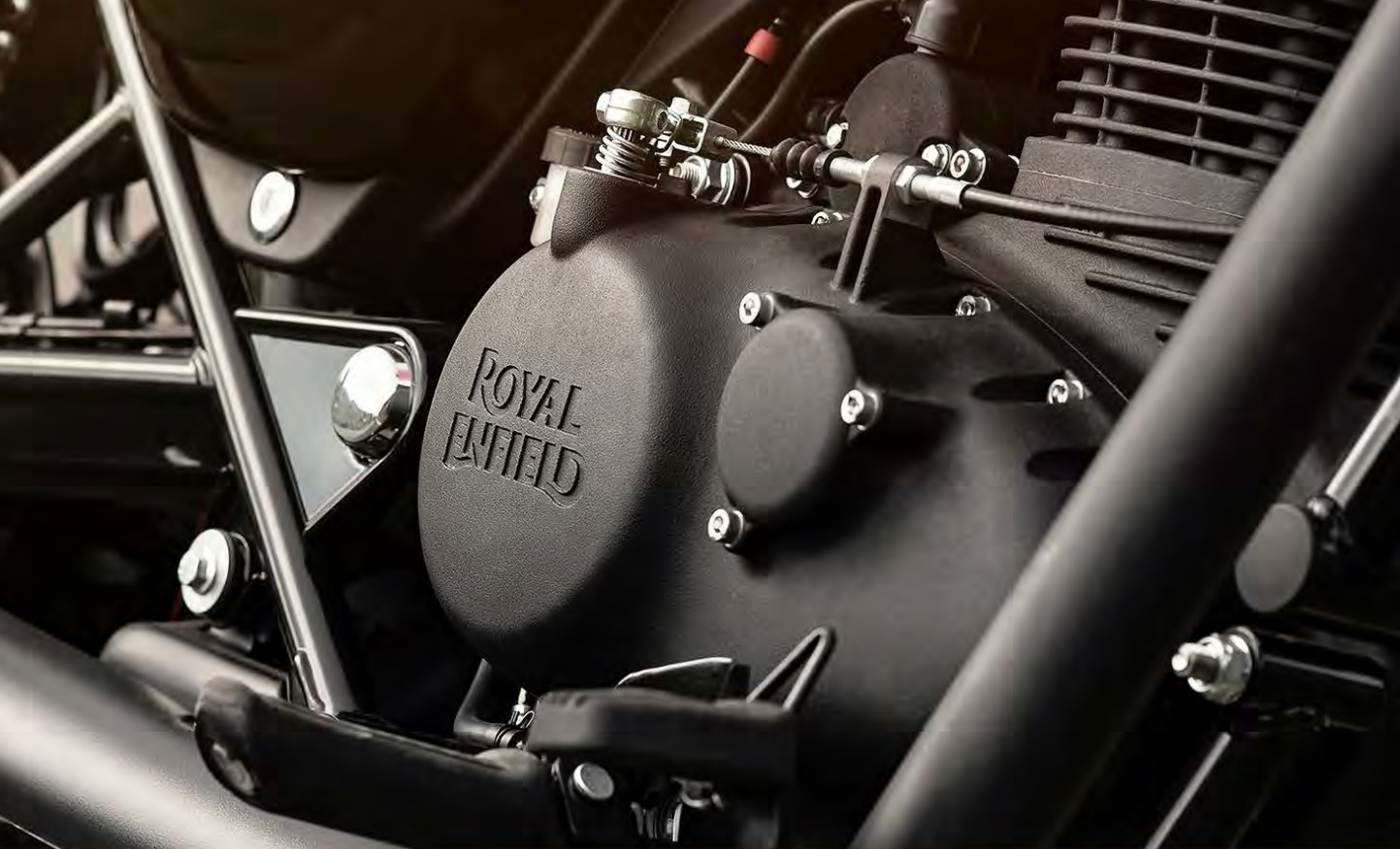 5. Royal Enfield Meteor
