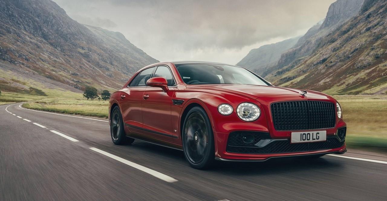 Thumbnail Bentley Flying Spur V8 2021 1280 0c