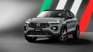 Progetto 363 o novo suv da Fiat