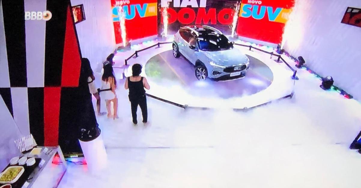Suv Da Fiat No Bbb 7