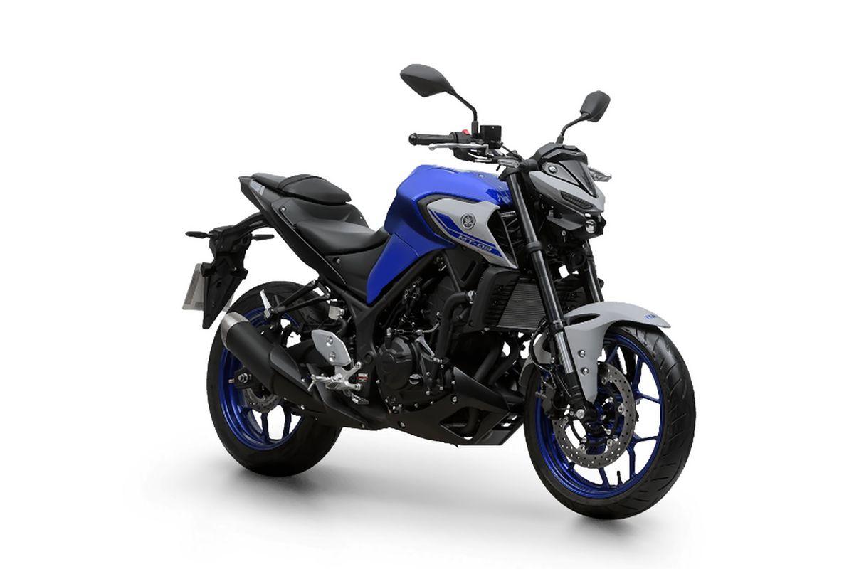 Yamaha Mt 03 Abs 2022 Azul 2