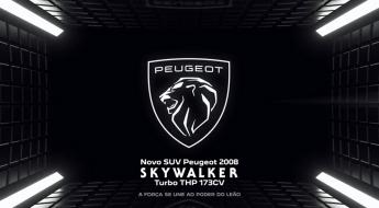 Novo Peugeot 2008 Teaser