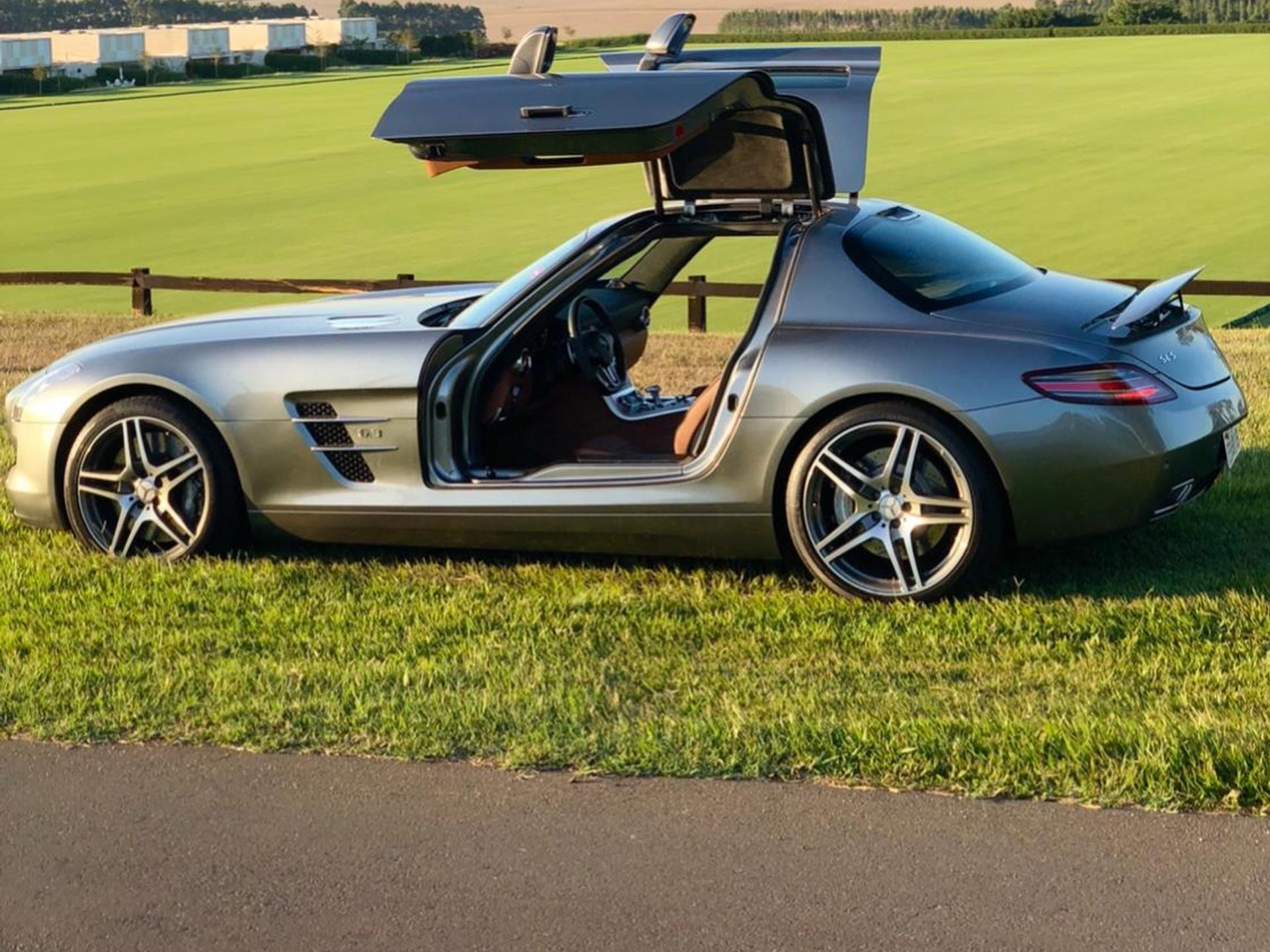 Mercedesbenz Sls Amg 6.2 V8 32v Gasolina 2p Automatico Wmimagem02544447128