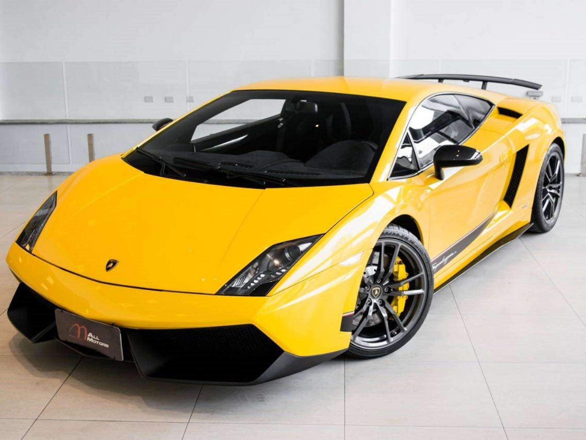 Lamborghini Gallardo 5.2 Lp5704 Superleggera Coupe V10 40v Gasolina 2p Automatico Wmimagem17402489789