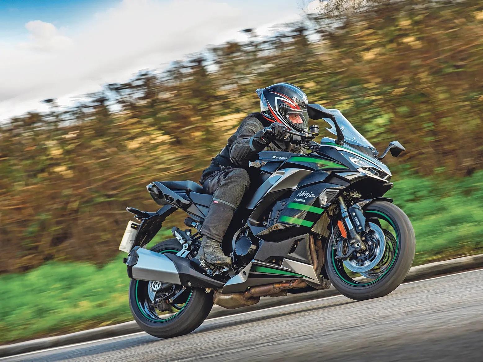 Kawasaki Ninja 1000sx Grande