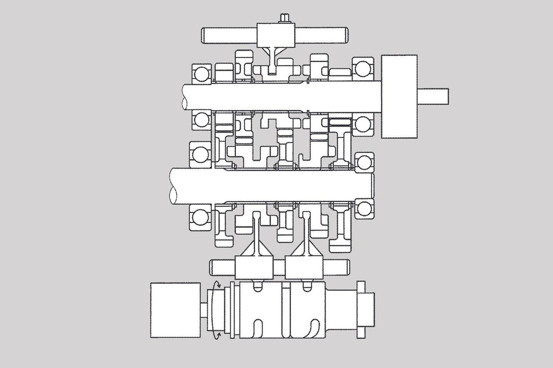 Kawasaki Quickshift Patent
