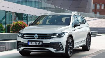 Volkswagen Tiguan Allspace 2022