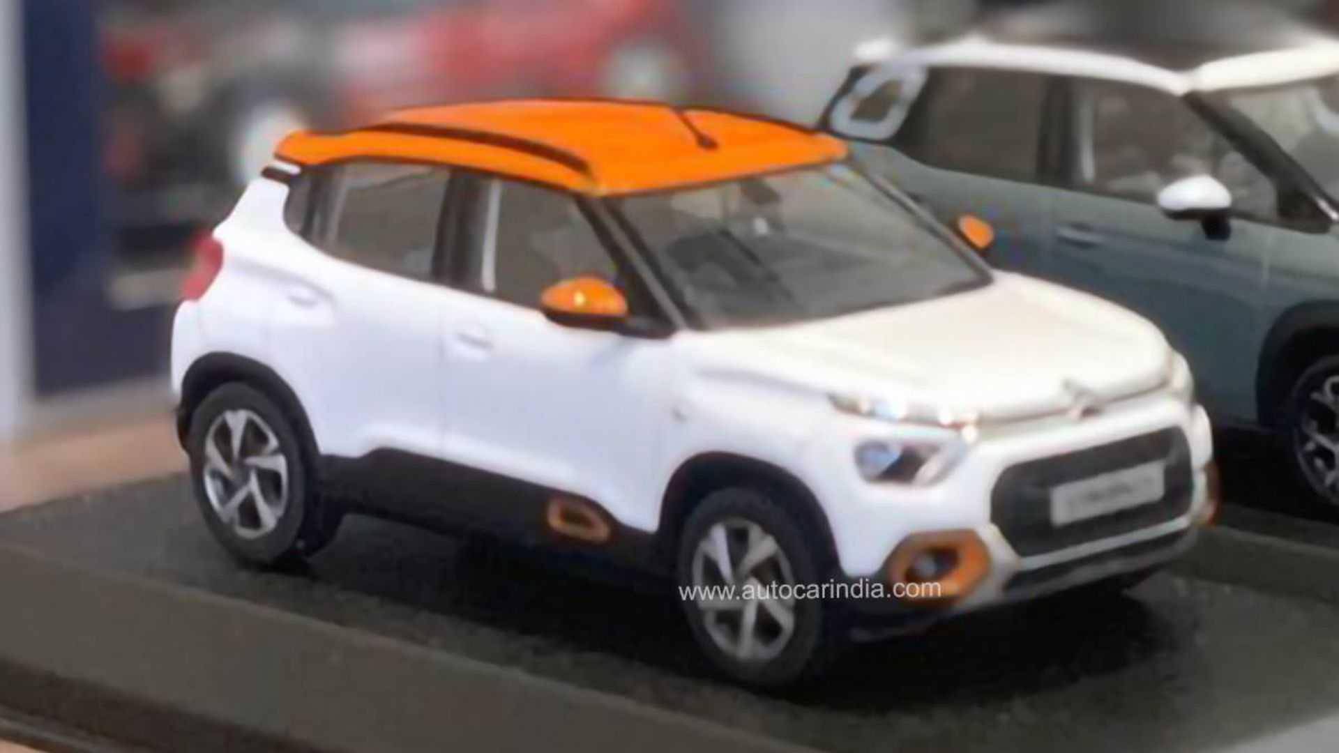 Novo Citroën C3 Autocar Índia Oficial