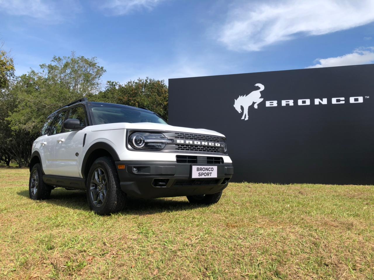 Ford Bronco Sport Wildtrak 1