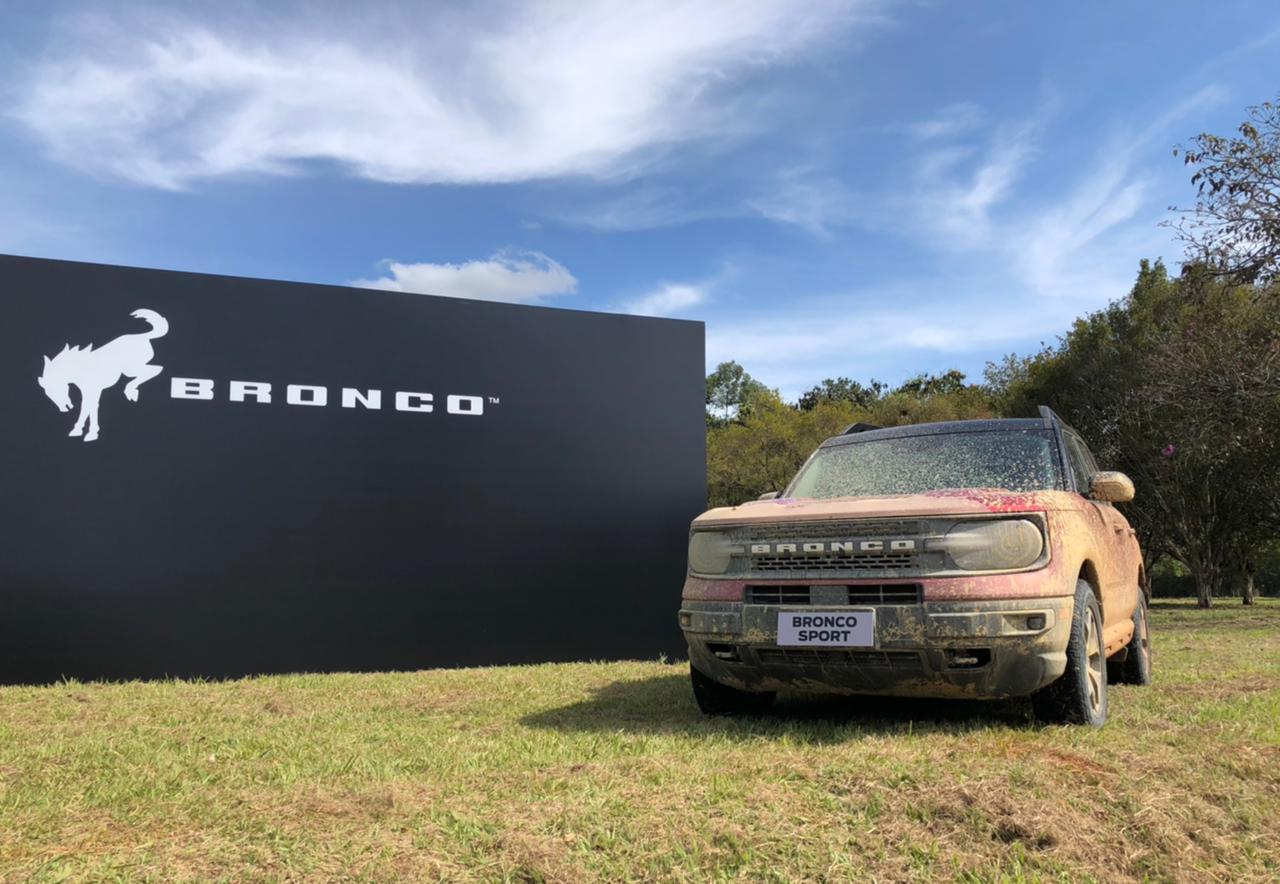 Ford Bronco Sport Wildtrak 2