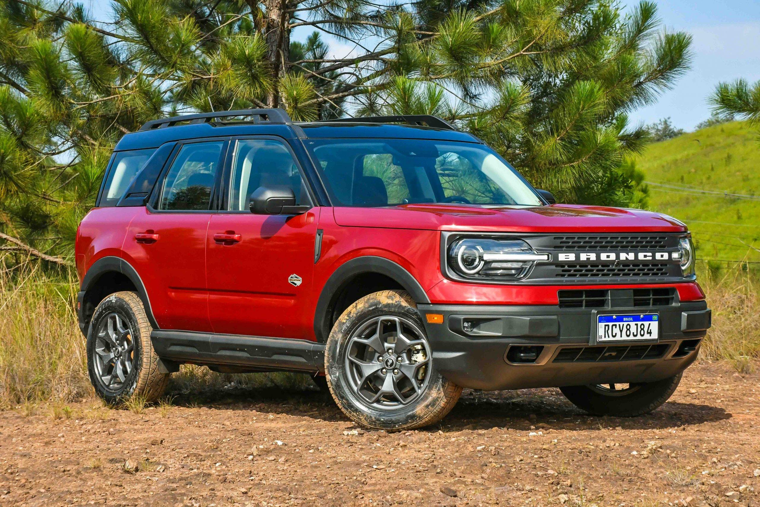 Ford Bronco Sport Wildtrak (10)