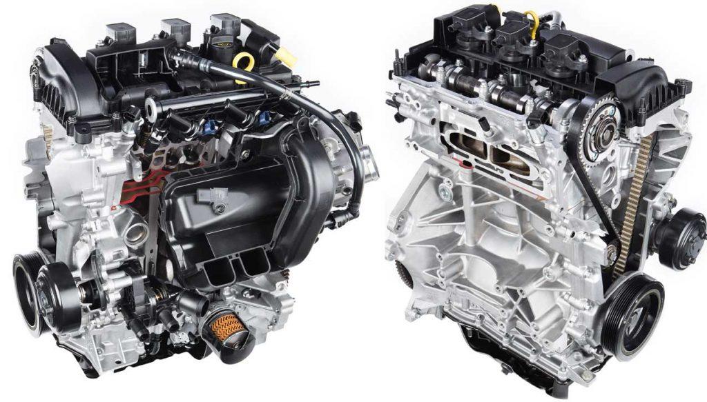 Motor 1.5 Ford Correia Dentada corrente