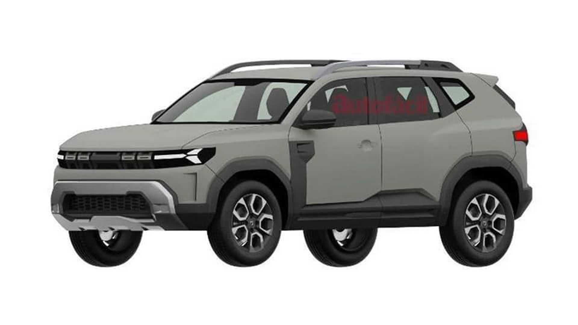 Thumbnail Dacia Bigster