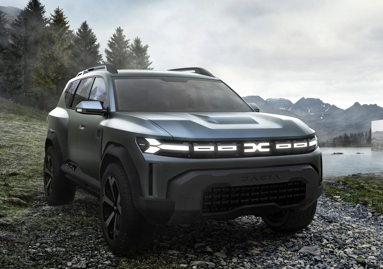 Thumbnail Dacia Bigster Concept 2021 1280 01