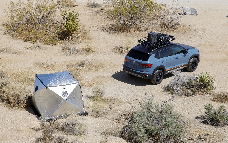 Vw Taos Preparado Basecamp Concept (4)
