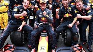 Fórmula 1 Mônaco Verstappen
