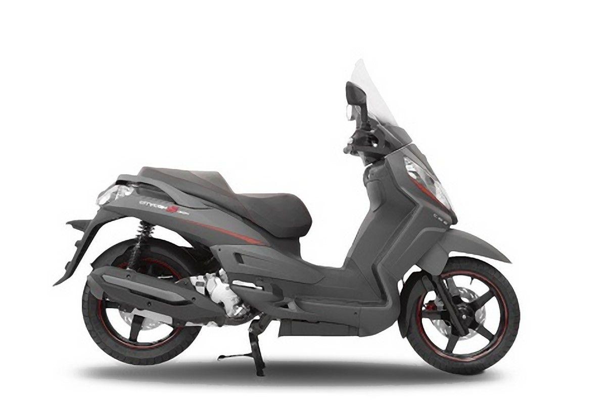 Dafra Citycom 300 Cbs 2022 2