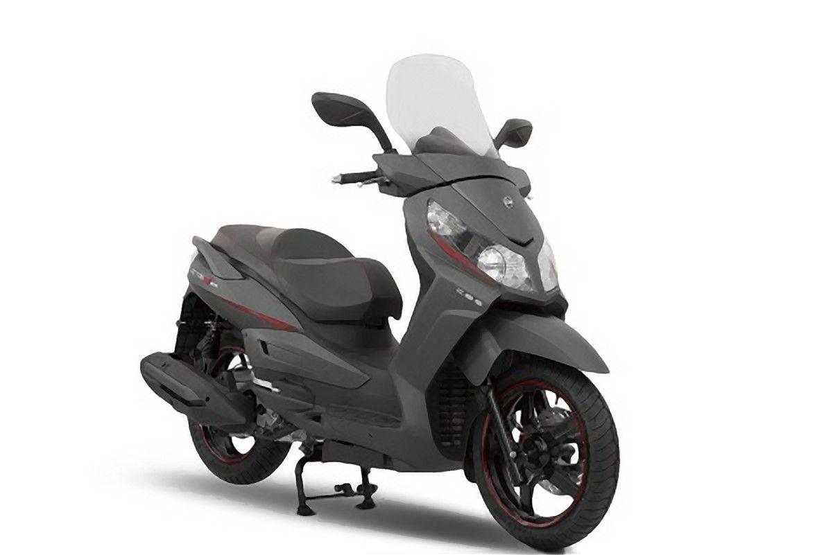 Dafra Citycom 300 Cbs 2022 1