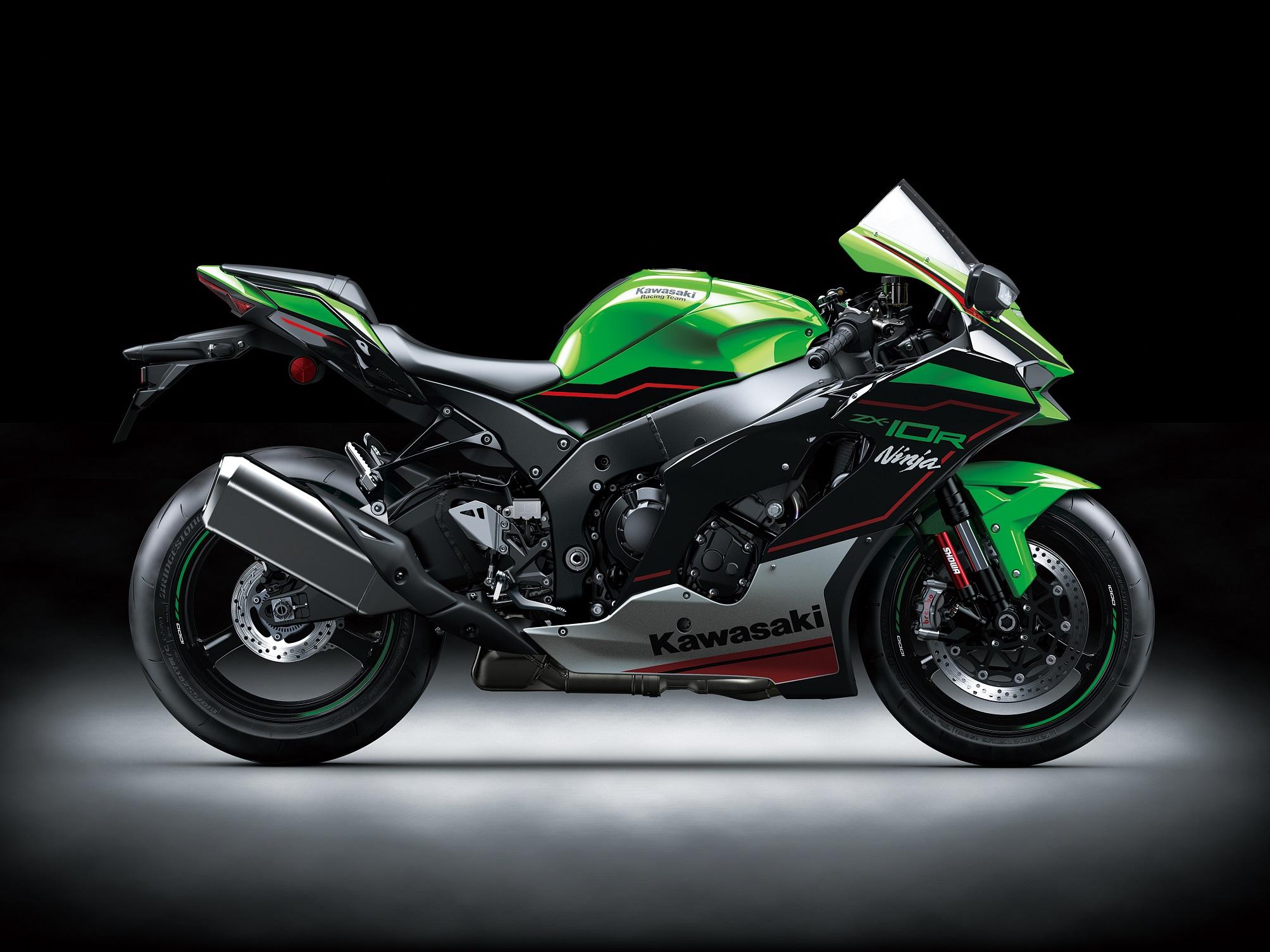 3. Kawasaki Ninja Zx 10r 2022