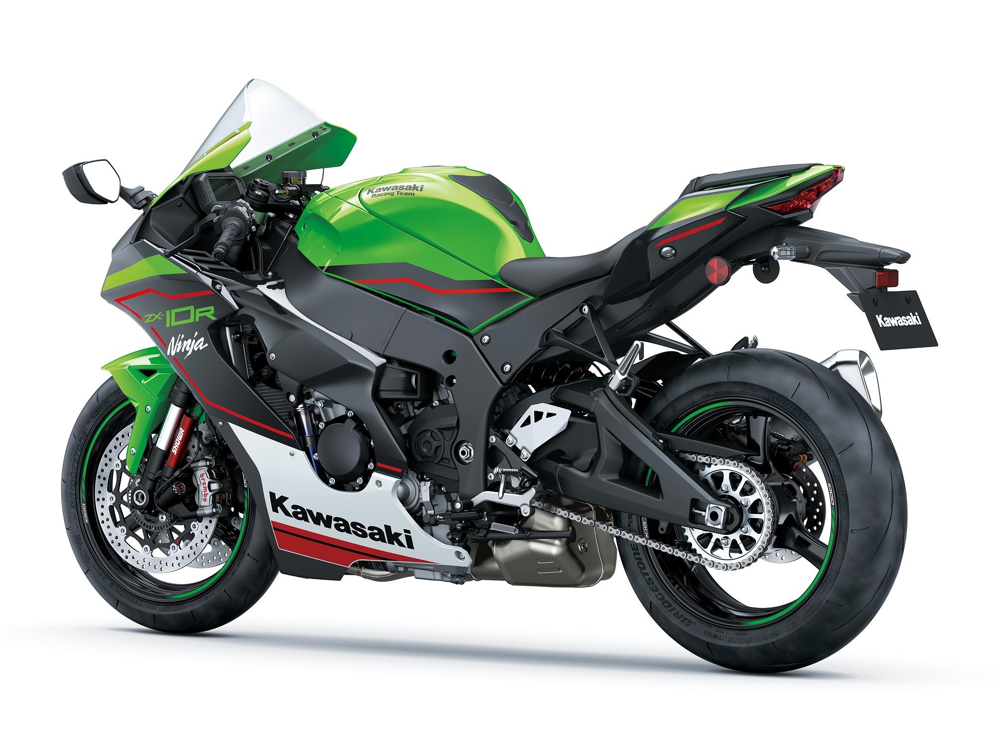 4. Kawasaki Ninja Zx 10r 2022