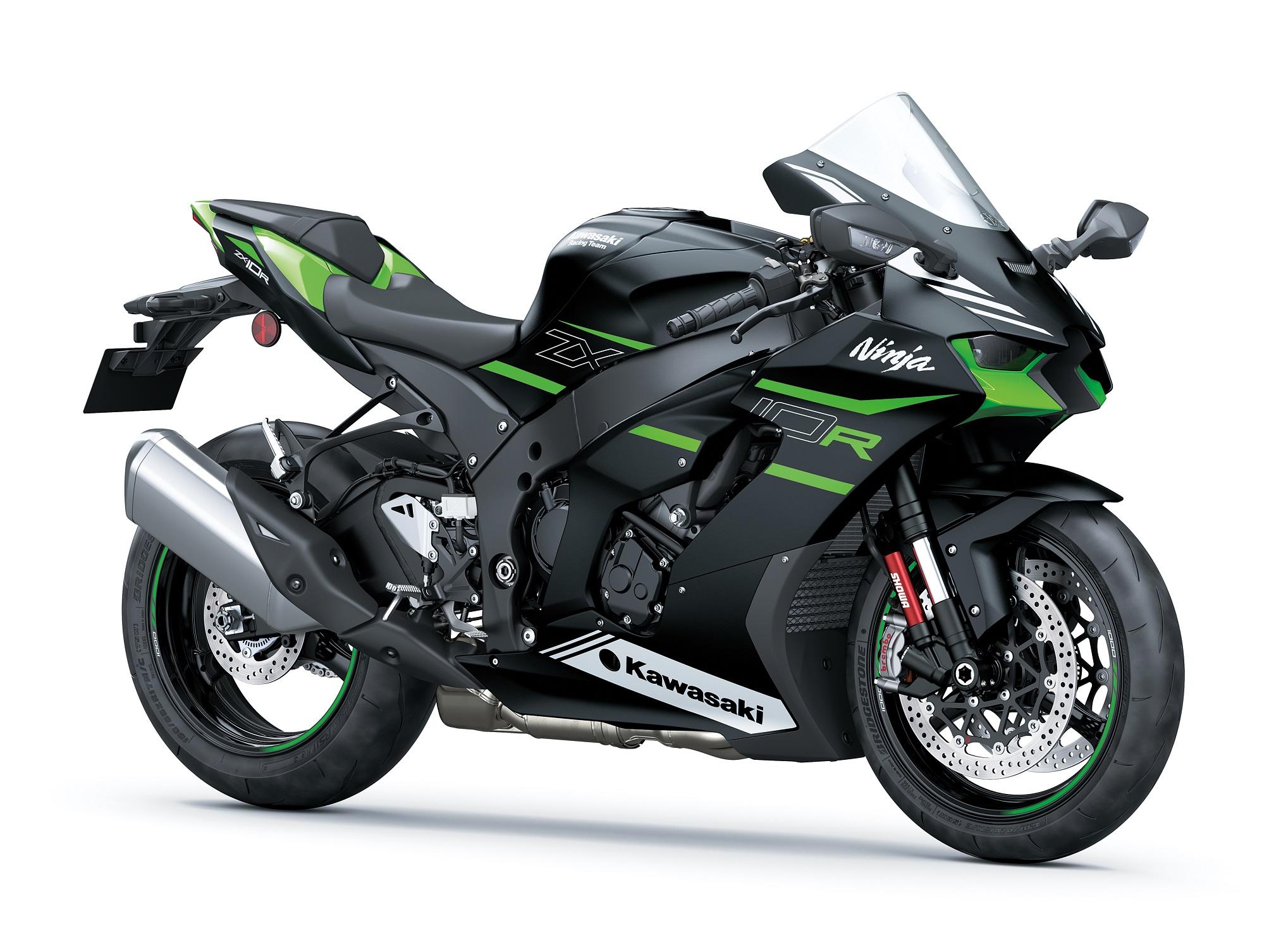 5. Kawasaki Ninja Zx 10r 2022